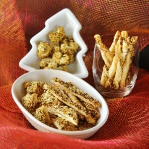 Cheese Stick Recipe with Seaweed
