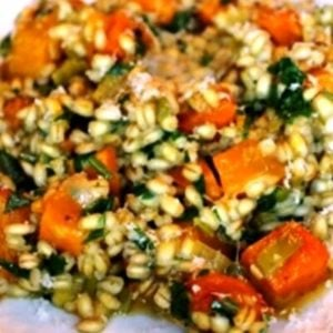 buckwheat risotto