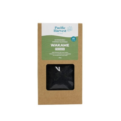 Farmed wakame fronds 40g