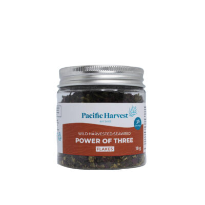 Power of 3seaweed flake blend18g