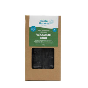 Wild wakame leaves 20g