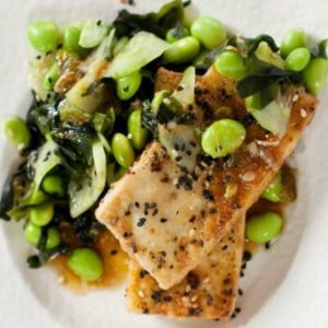 tofu steak recipe