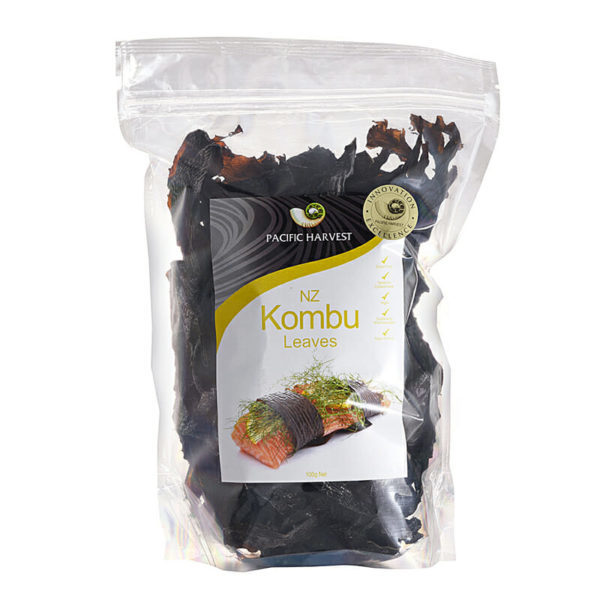 kombu leaves NZ