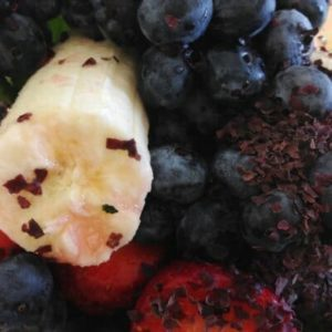 Dulse Smoothie with Berries
