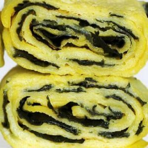rolled egg omelette japanese