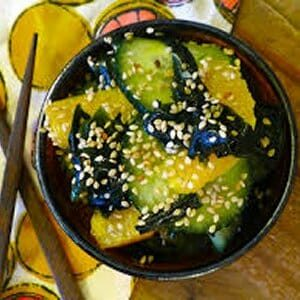 wakame recipe